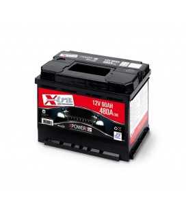 Battery Auto - Accumulator 12V 60 AH X-TRA