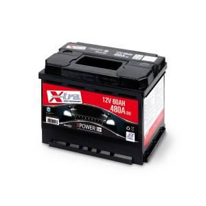 Battery Auto - Accumulator 12V 60 AH X-TRA
