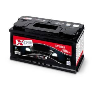 Battery Auto - Accumulator 12V 90 AH X-TRA