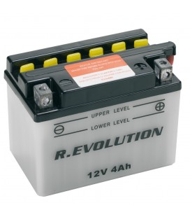 "Specific battery for motorcycles ""POWER"" 12V 4Ah"