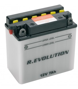 "Specific battery for motorcycles ""POWER"" 12V 7Ah"