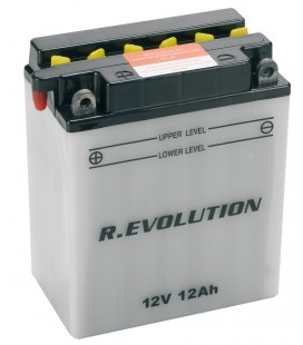 "Specific battery for motorcycles ""POWER"" 12V 12Ah"