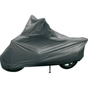 """Coprimoto e scooter """"CUP LUX"""" in tessuto felpato modello piccolo fino a 125 C.C."""