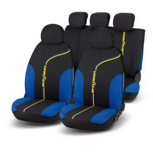Set fodere sedile auto Goodyear universale elasticizzato