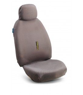 Universal elasticized seat covers