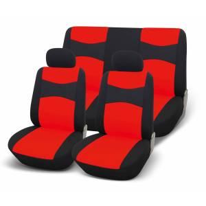 Universal-Sitzbezug GOODYEAR - SPEED UP 2 - 6 Stucke Rot