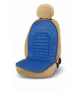 Anatomic magnetic massaging seat