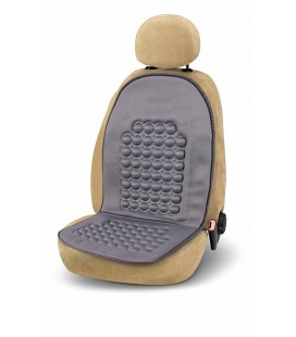 Anatomic,magnetic, massaging seat