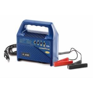 Carica Batterie 4 Amp. 12V-230V ENERGY Goodyear