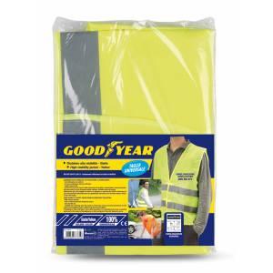 Goodyear veste jaune haute visibilité