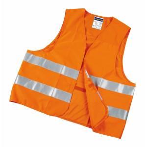 Goodyear veste orange haute visibilité