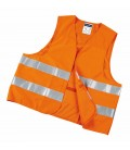 Goodyear high visibility orange jacket