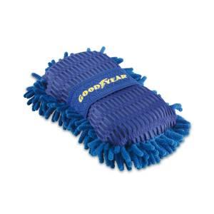 Éponge en microfibre pour lavage de voiture, format Maxi