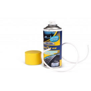 Igienizzante Impianto di Climatizzazione Spray 400cc Goodyear