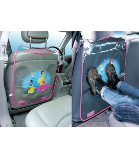 "Seat back protector ""PRINCESS"" Walt Disney in PVC, Universal"