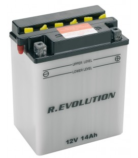 "Specific battery for motorcycles ""POWER"" 12V 14Ah"