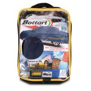 ANTITEAR NYLON CAR COVER WITH BAG SIZE 2 (433x166x120)