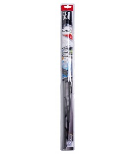 Single wiper blade in graphite 550 MM