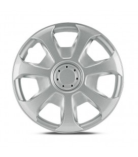 "Set of 4 pcs. wheel covers ""PORTO"" 14 inch"
