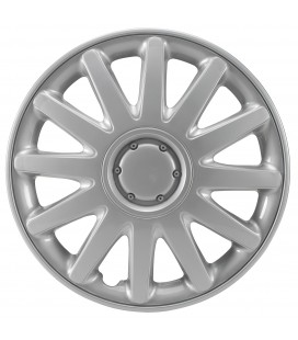"Set of 4 pcs. wheel cover ""DALLAS"" 14 inch"