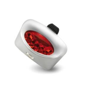 Fanalino posteriore ciclo 4 funzioni a led rossi