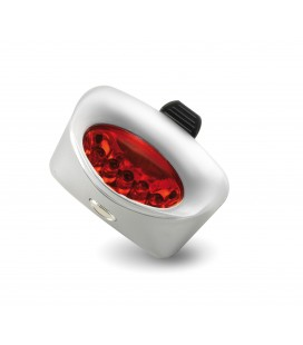 Front red led projector 4 function