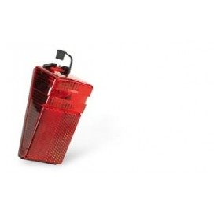 Fanalino posteriore a luce rossa