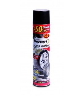 Tyre shine, active foam 650 ML