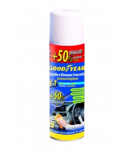 250 ML DASHBOARD POLISHER - ROSE - GLOSSY EFFECT