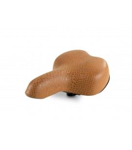 Universal brown saddle SPORT