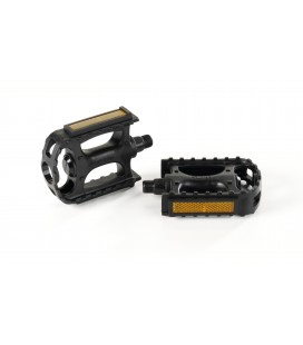 1 pair of pedals with reflectors for Mountain bike