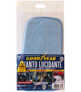 Professional microfiber cleaner gloves