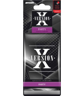 X Version Party Deodorante
