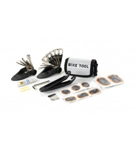 Complete bike repair kit