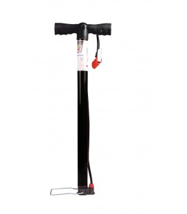 Professional bicycle pump