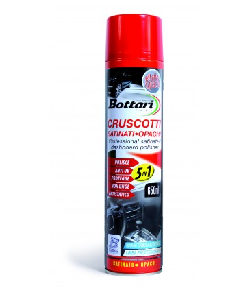 Professional dashboard polisher 650 ml