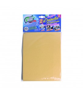 "Synthetic chamois leather ""dainella"""