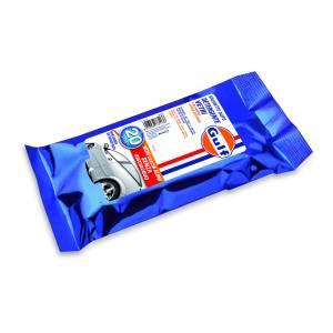 Salviette auto detergente vetri GULF