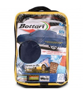 NYLON CAR COVER S-M