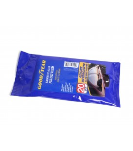 Car wipes glass cleaner GOODYEAR