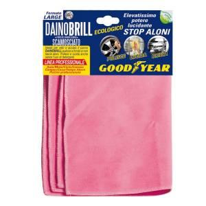 """Cloth microfibre suede """"Dainobrill"""" GOODYEAR"""