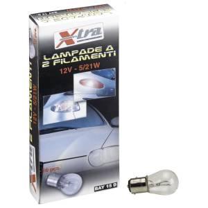 Lampade 2 filamenti 24V 21W