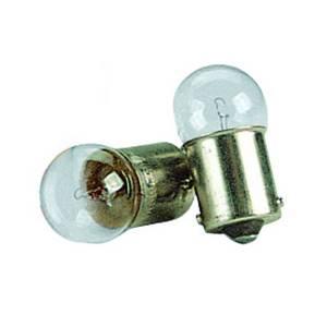 Lampade sferiche 24V 5W 10Pz.