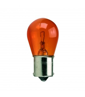 Single filament indicator orange bulbs12V 21W 10Pz.