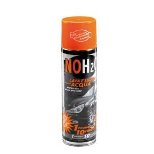 Spray Lavaggio Auto senza acqua NOH2O lava e lucida