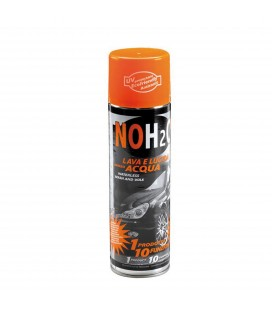 NOH2O wash and polish without water