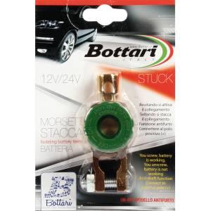 Morsetto Stacca Batteria con funzione anti furto STUCK 12/24V