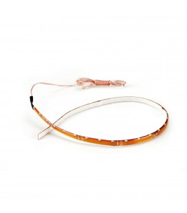 Couple White flexible led strips 36 cm