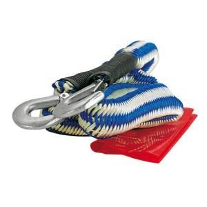 Corda trainocar elastica fino a 2100 KG con doppio blister