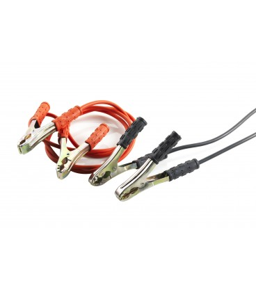 Professional battery cables, 200 amps - double blister